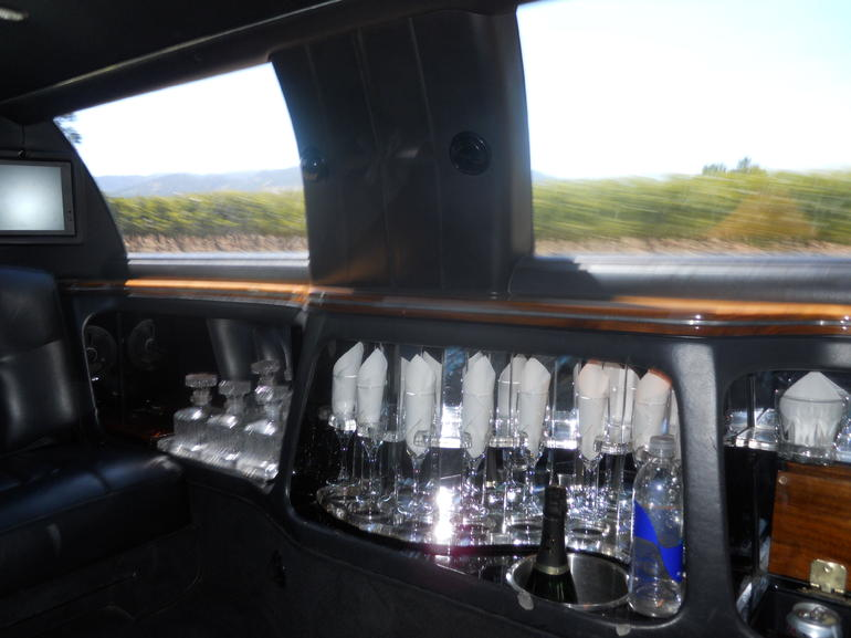 Sparkling wine anyone? - Napa & Sonoma