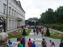 Our tour allowed plenty of time for our group to explore Salzburg, including the wonderful gardens of the Mirabell Palace. , Gary B - September 2014