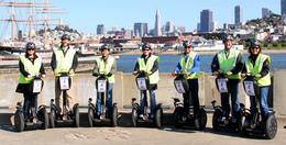 All of us with the city of San Francisco behind us. This was so much fun! - April 2008