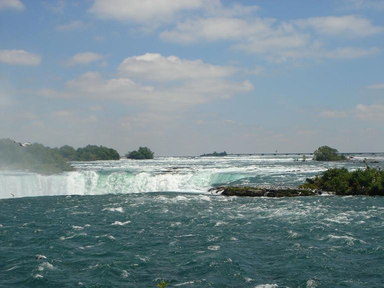 The Plunge - Niagara Falls & Around