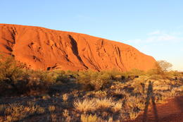 Uluru - Sunrise , Elodie D - March 2014