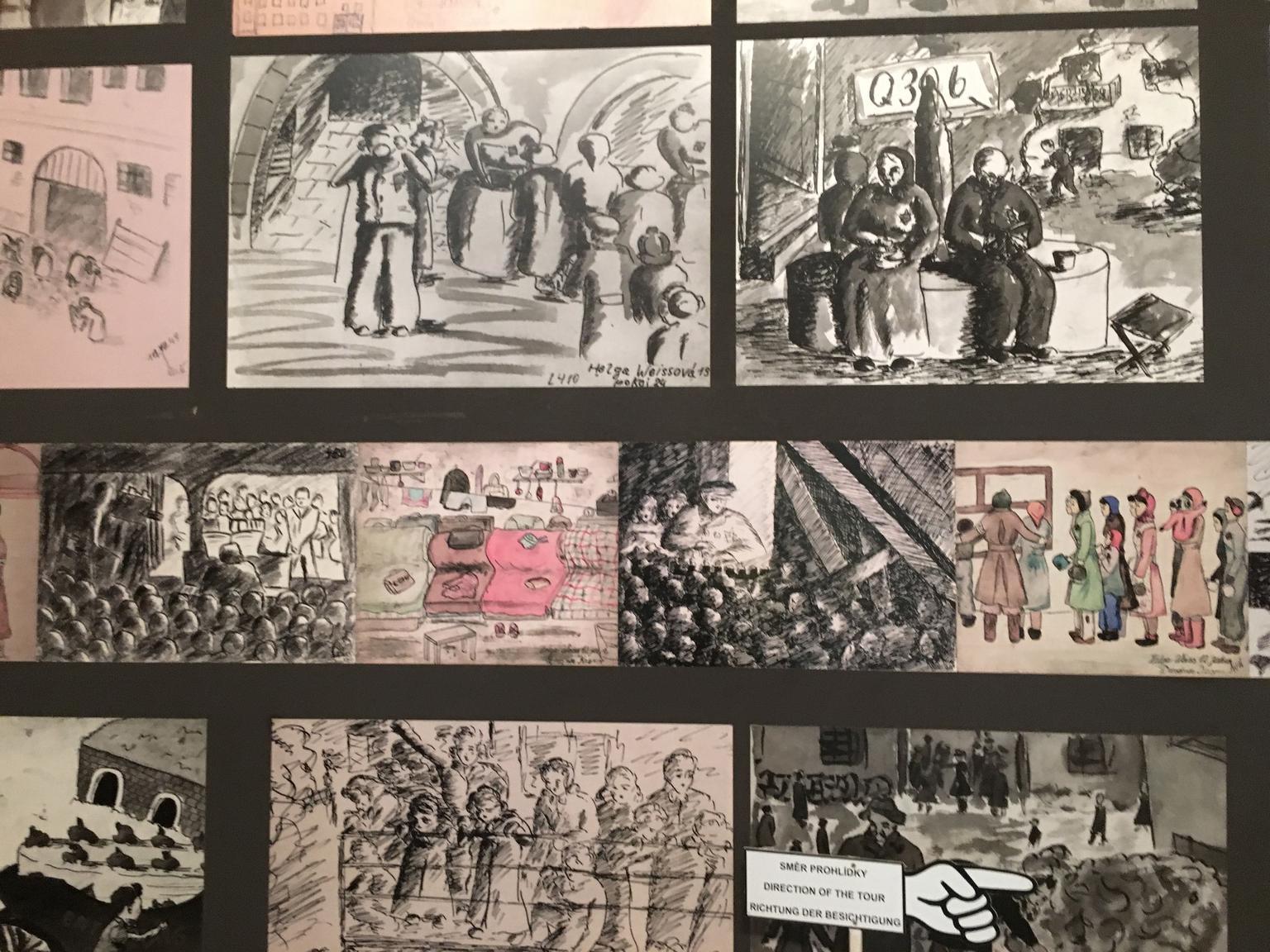 MÁS FOTOS, Excursión de un día desde Praga al campo de concentración de Terezin