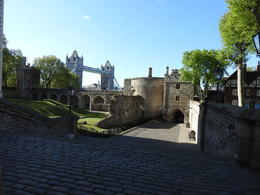 Tower of London grounds and buildings. , Nana - May 2017
