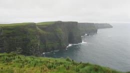 Cliffs of Moher from the top , Roger G - October 2017