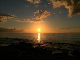 Sunset off Paradise Cove , Shaida S - January 2015