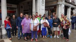 Visiting St. Mark's Square , Apollo - August 2015