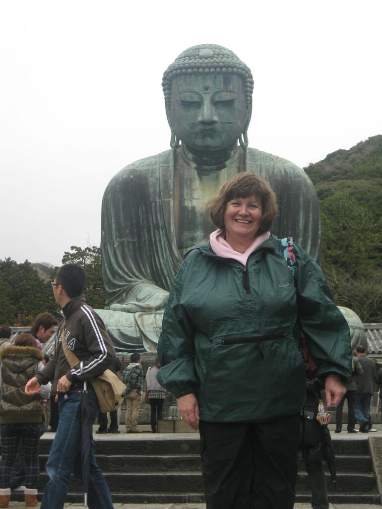 Buddha, Kamakura - Tokyo