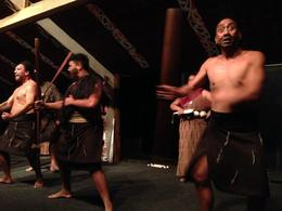 danse du aka , Ghislaine R - May 2014