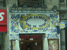 Don Jamon, Antonio D - May 2008