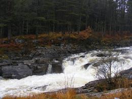 Endless rivers and waterfalls, Christos P - November 2010