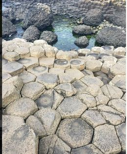 Giant's Causeway , Alicia F - August 2016