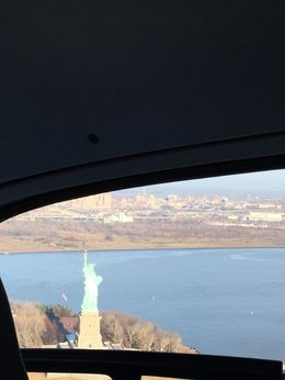 Statue of Liberty Christmas weekend, Michelle W - January 2015