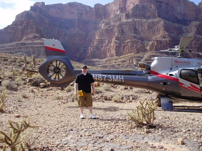In the Grand Canyon - Las Vegas