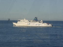 InterIslander Ferry , Brittany T - October 2013