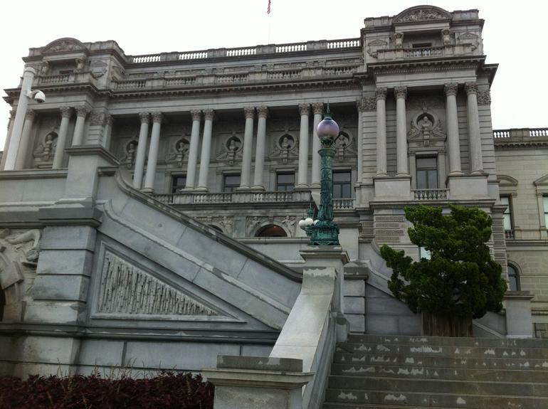 Library of Congress - Washington DC