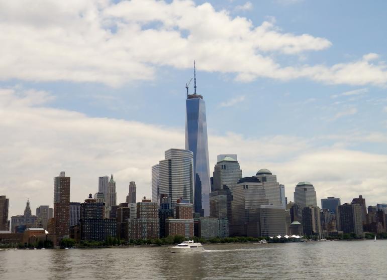 Manhatton Skyline - New York City