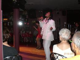 A superb singer and dancer at the Cotton Club. , Sheila - July 2011