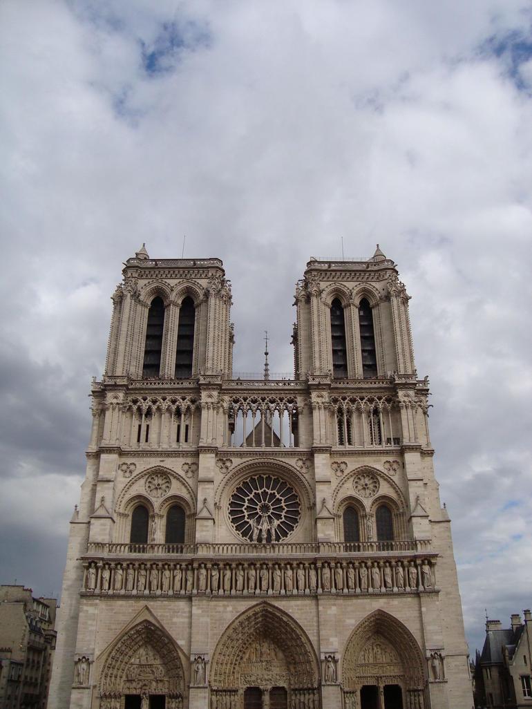 Notre Dame - London