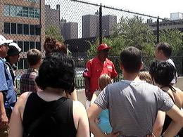 Hip Hop Tour, William - August 2011