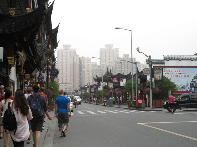 Old Town Shanghai - Shanghai
