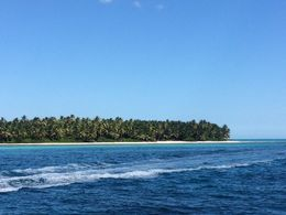 Beautiful views from the water, Katiemo - April 2016
