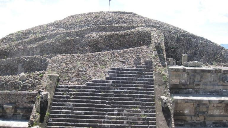 Quetzalcoatl Pyramid - Mexico City