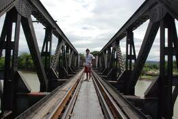 On the bridge - July 2014