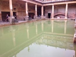 Taken at the Roman Baths , Steven B - May 2014