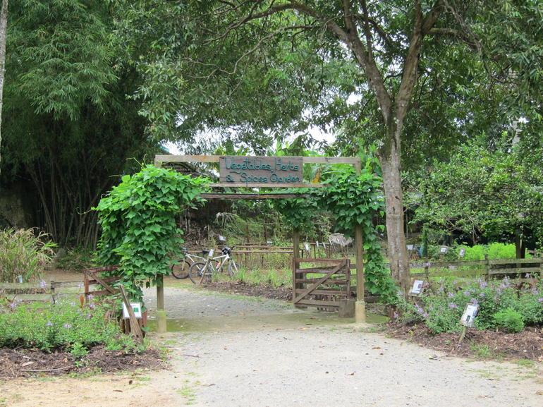 Secret (Spice) Garden - Singapore