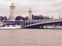 Bridge of Alexander III. , Tatiana N - November 2014