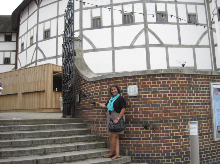 Shakespeare's Globe Theatre - London