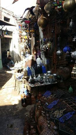 Marrakech's medina , Nida N - January 2015