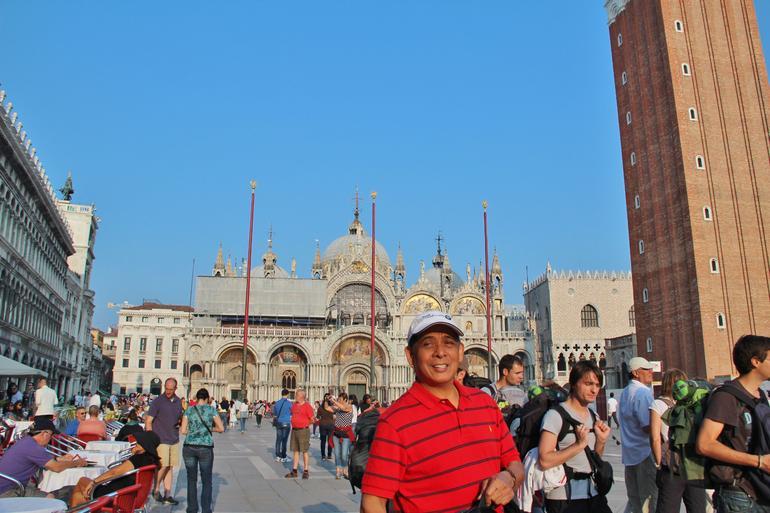 St Marc square - Venice