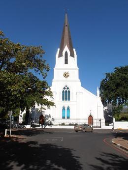 Stellenbosch, JC - April 2012