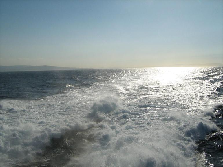 Strait of Gibralter - Costa del Sol