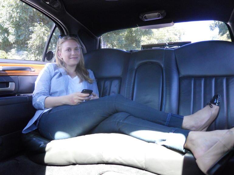 Stretch out! - Napa & Sonoma