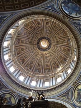 St Peter's Basilica, AlexB - July 2012