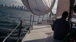Sailing - October 2011