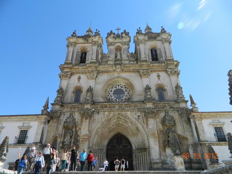Basilica of Alcobaca - Lisbon
