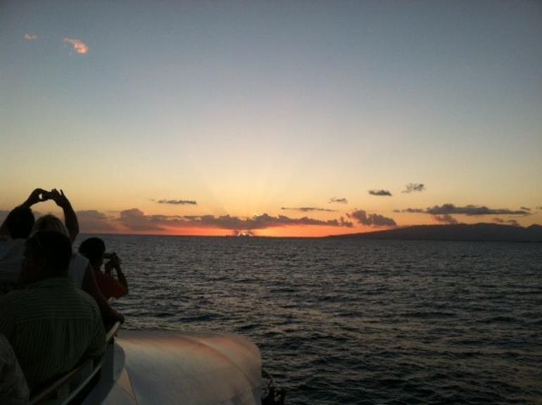 Beautiful Sunset - Oahu