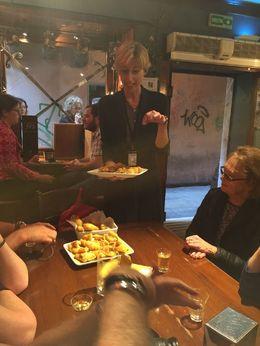 Tasty Cichetti on this Venice Food Tour , Anna P - June 2015