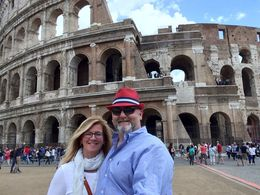 Neil and Wendy Uricoli , Neil U - May 2016