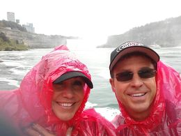 So much fun. You get so close to the falls. Beautiful! , Mona - September 2015