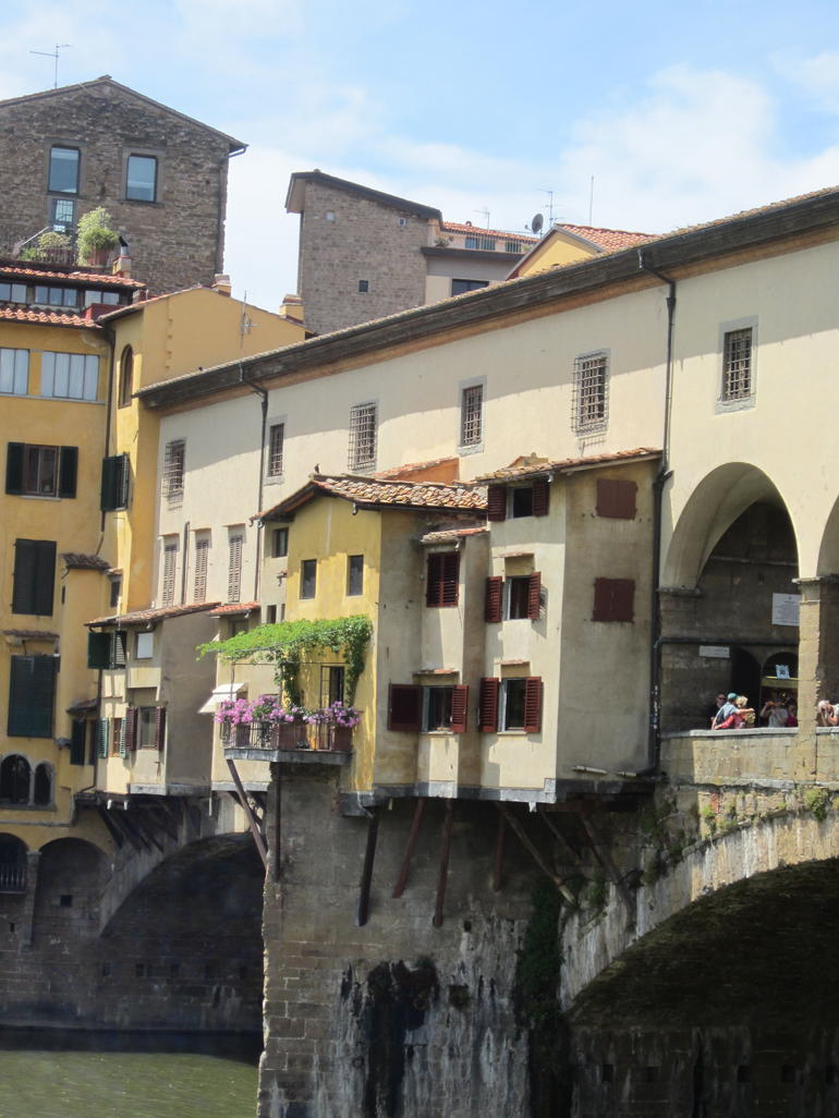 Ponte Vecchio - Rome