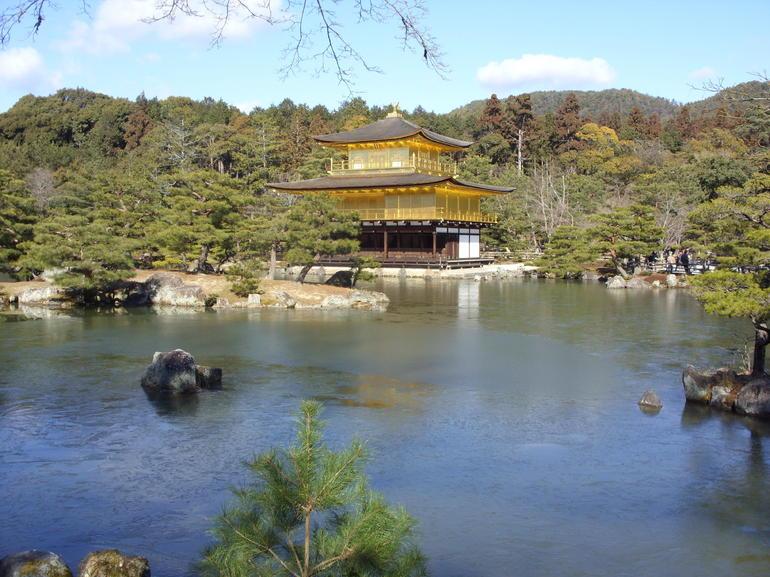 Japan Kyoto Golden Pavilion - Tokyo