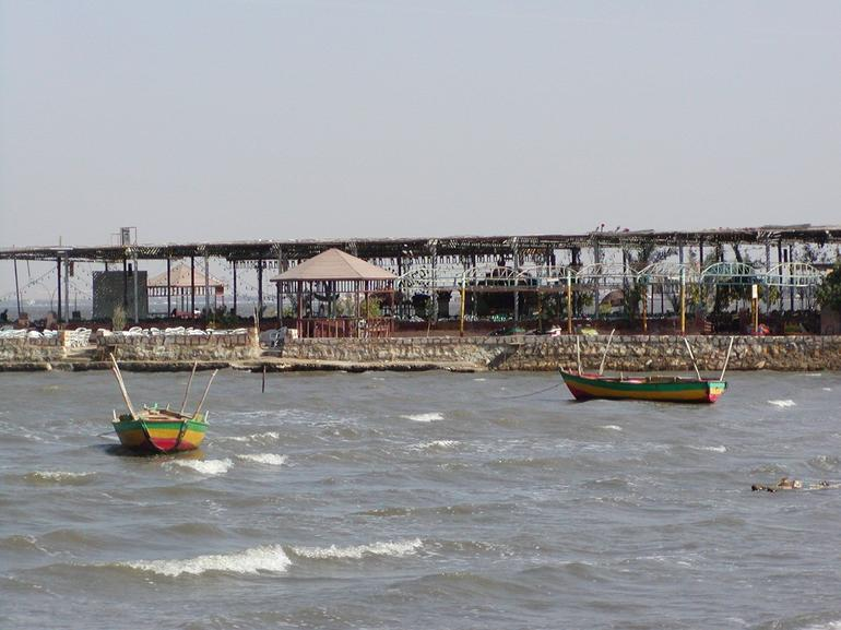 Lake at Fayoum - Cairo