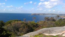 Tania Park lookout, Balgowlah Heights , Rodney B - May 2014
