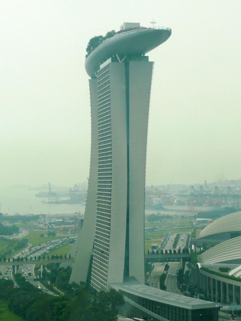 Marina Sands hotel - Singapore