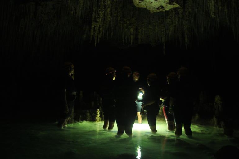Rio Secreto Underground River Tour with Crystal Caves photo 12