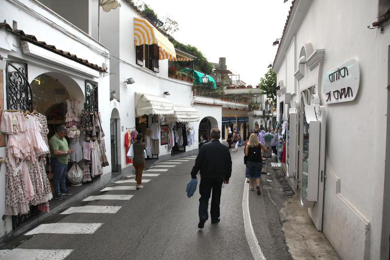 Positano Street - Naples